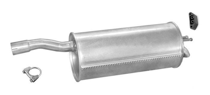 Fiat Doblo 1.9 Diesel Mittelrohr Auspuff